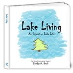 Lake Living Book regular - 8x8 Deluxe Photo Book (20 pages)
