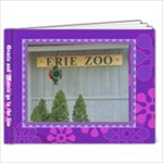 Gracie and Mercie go to the Zoo - 6x4 Photo Book (20 pages)