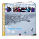 Snowy 2014 new - 8x8 Photo Book (20 pages)