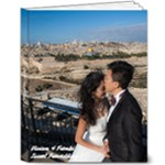 Israel edit - 8x10 Deluxe Photo Book (20 pages)