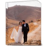 Israel edit 2 - 8x10 Deluxe Photo Book (20 pages)