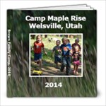 family camp 2014 - 8x8 Photo Book (20 pages)