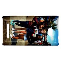 HTC 8X Hardshell Case