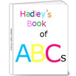ABC Book - 8x10 Deluxe Photo Book (20 pages)