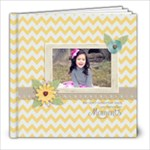 8x8 - Moments Like This- multi frames - ANY THEME - 8x8 Photo Book (20 pages)