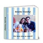 Brooks  Family - 6x6 Deluxe Photo Book (20 pages)