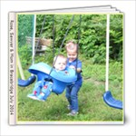 Bracebridge July 25-31, 2014 - 8x8 Photo Book (20 pages)