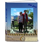 2014 Father Birthday - 8x10 Deluxe Photo Book (20 pages)