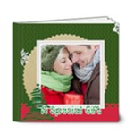merry christmas - 6x6 Deluxe Photo Book (20 pages)