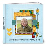 Lewis - 8x8 Photo Book (20 pages)