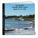 Newport - 8x8 Photo Book (20 pages)