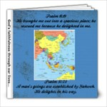 God s faithfulness through the years - 8x8 Photo Book (20 pages)