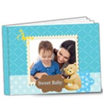 baby - 9x7 Deluxe Photo Book (20 pages)