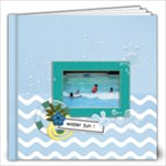 12x12 (20 pages) - Water Fun - 12x12 Photo Book (20 pages)