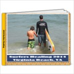 2014surfershealing - 9x7 Photo Book (20 pages)