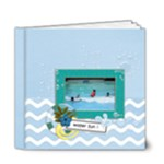 6x6 (DELUXE)- Water Fun - 6x6 Deluxe Photo Book (20 pages)
