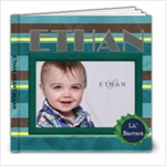 Ethan Scrapbook 2014 - 8x8 Photo Book (20 pages)