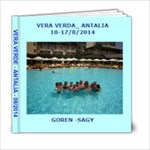 vera  - 6x6 Photo Book (20 pages)