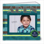 Aden Scrapbook 2014 - 8x8 Photo Book (20 pages)