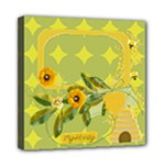 My Honey canvas 8x8  - Mini Canvas 8  x 8  (Stretched)