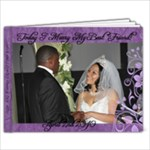My  Royal Wedding - 9x7 Photo Book (20 pages)