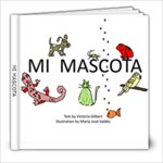 LIBRO MASCOTAS - 8x8 Photo Book (20 pages)