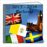 Exchange - 8x8 Photo Book (20 pages)