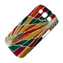Multicolored Vibrations Samsung Galaxy S III Classic Hardshell Case (PC+Silicone) View4