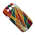 Multicolored Vibrations Samsung Galaxy S III Classic Hardshell Case (PC+Silicone) View5