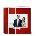 our wedding - 4x4 Deluxe Photo Book (20 pages)