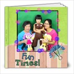 Summer fun times  - 8x8 Photo Book (20 pages)