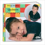 Nechemia Simcha Upsherin - 8x8 Photo Book (20 pages)
