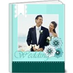 wedding - 9x12 Deluxe Photo Book (20 pages)