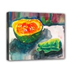 Cantaloupe Mirror Wrap - Canvas 10  x 8  (Stretched)