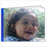 VIRAJ - 9x7 Photo Book (20 pages)