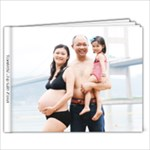 wendy+wai+kelly - 9x7 Photo Book (20 pages)