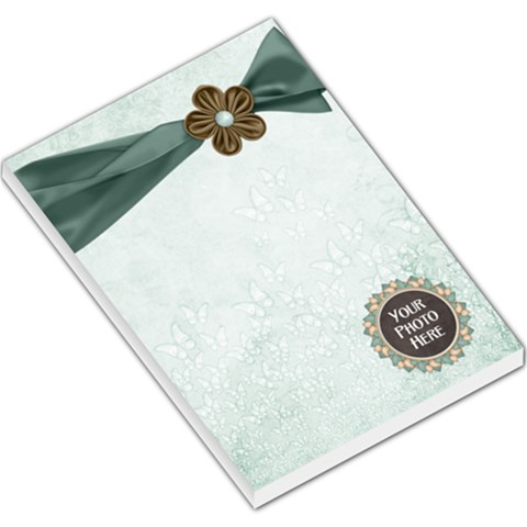 Autumn s Pleasure Memo Pad By Lisa Minor   Large Memo Pads   B79gtdqceyox   Www Artscow Com