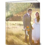 Caroline s Wedding Book - 9x12 Deluxe Photo Book (20 pages)