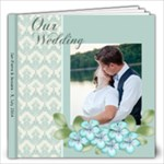 Wedding Book (own design) - 12x12 Photo Book (20 pages)