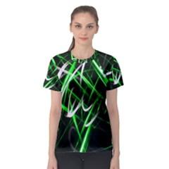 A1 Women s Full All Over Print Sport T Shirt