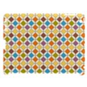 Colorful rhombus pattern Apple iPad 3/4 Hardshell Case (Compatible with Smart Cover) View1