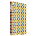 Colorful rhombus pattern Apple iPad 3/4 Hardshell Case (Compatible with Smart Cover) View2
