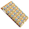 Colorful rhombus pattern Apple iPad 3/4 Hardshell Case (Compatible with Smart Cover) View5