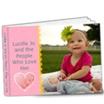 Lucy s Book - 9x7 Deluxe Photo Book (20 pages)