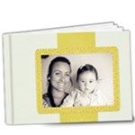 9 x 7 Deluxe photo book - 9x7 Deluxe Photo Book (20 pages)