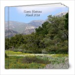 Santa Barbara - Kim - 8x8 Photo Book (20 pages)
