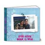 wai2 - 6x6 Deluxe Photo Book (20 pages)