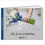 Wedding Part 3 - 9x7 Photo Book (20 pages)