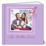 love book - 12x12 Photo Book (20 pages)