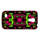 Psychedelic Retro Ornament Print Samsung Galaxy S4 Mini (GT-I9190) Hardshell Case  View1